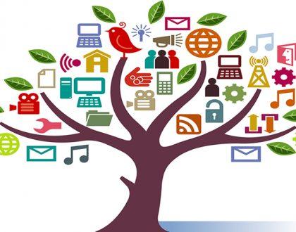 Lista de redes sociales para empresas o negocios
