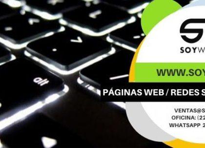 ¿Vale la pena tener una página web para mi negocio?